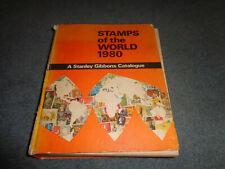 STANLEY GIBBONS 1980 WORLD STAMP CATALOGUE, HARDBACK