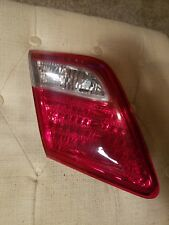 07-09 Toyota Camry Driver Left Trunk Lid Inner Tail Light LH Aftermarket