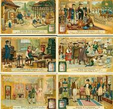 LIEBIG : S_1003 : 'Histoire de la porcelaine
