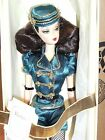 BARBIE THE USHERETTE Fashion Model Collection Silkstone Doll Gold Label NRFB