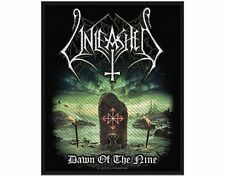 UNLEASHED - DAWN OF THE NINE PATCH - BRAND NEW - MUSIC BAND 2799