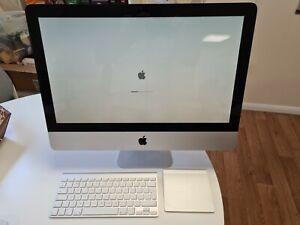 """Apple iMac A1311 - 21.5"""" (500GB HDD. Intel Core 2 Duo, 3.06GHz,4GB RAM) - Silver"""