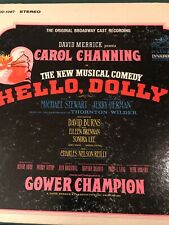 CAROL CHANNING In HELLO, DOLLY! 1964 Original Broadway Cast Recording