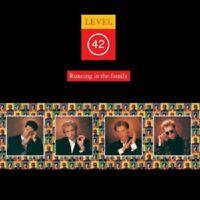 LEVEL 42 - RUNNING IN THE FAMILY  CD  9 TRACKS INTERNATIONAL POP  NEU