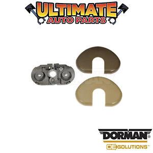 Dorman: 924-281 - Left Side - Sun Visor Repair Kit