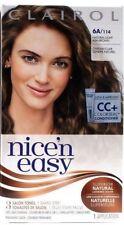 1 Clairol Nice 'n Easy Permanent Hair Dye 6A/114 Natural Light Ash Brown