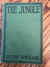 Upton Sinclair THE JUNGLE Grosset & Dunlap 1906