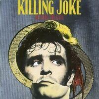 """KILLING JOKE """"OUTSIDE THE GATE"""" CD REMASTERED NEW!"""