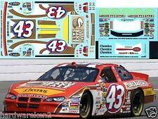 NASCAR DECAL #43 GREAT AMERICAN BAKE SALE 2004 DODGE JEFF GREEN JWTBM