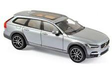 wonderful PR-modelcar VOLVO V90 CROSS COUNTRY 2017 - silver metallic - 1/43
