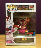 Funko Pop! Slim #822 Killer Klowns From Outer Space 2019 NYCC Gamestop Exclusive