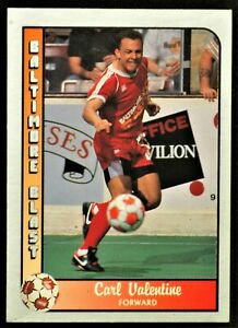 1990 Pacific MSL #14 Carl Valentine SP45