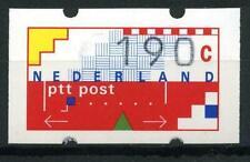 Nederland ATM automaatzegels Klussendorf nr 19 190 cent met nummer - POSTFRIS