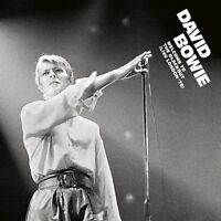 DAVID BOWIE WELCOME TO THE BLACKOUT 2 CD (LIVE LONDON 78) - NEW RELEASE 2018