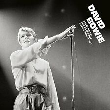 DAVID BOWIE WELCOME TO THE BLACKOUT 2 CD (LIVE LONDON 78) - PRE RELEASE 29/6/18