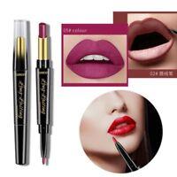 Lápiz lápiz labial lápiz delineador de labios mate de larga duración Maquillaje