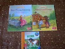 """Grimms Märchen,""""Hänsel und Gretel""""; """"Der froschkönig"""",neu"""