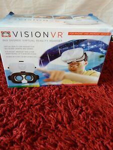 Vision VR 360 Degree Virtual.