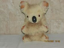 More details for very rare and vintage collectable koala bear toy from australia