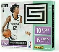 2019/20 Panini Status Basketball Tmall One Hobby Box Random Team Break #4 READ