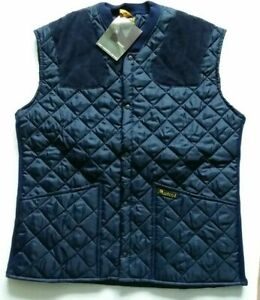 *New* Mascot Quilted Body Warmer Press Stud Fastening (Different Sizes/Colours)