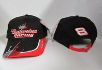 Dale Earnhardt Jr. #8 Budweiser Racing Speed NASCAR Hat by Chase Authentics