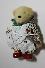 Muffy Vanderbear Cherry Pie Outfit dress shoes cute bear collectible figure tag