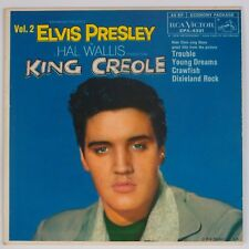 ELVIS PRESLEY: King Creole Vol 2 EPA-4321 RCA 45 PS Rare 1S/1S!