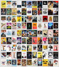 The Best Movie Film Posters Poster Prints A4 - A3 Prints 280gsm Satin Paper/Card