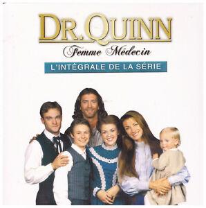 Dr. Quinn, femme médecin - L'intégrale de la série DVD  Neuf sous blister