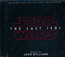 Star Wars:The Last Jedi CD NEW John Williams original motion picture soundtrack