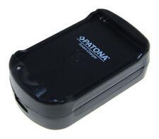 PATONA 2in1 Ladegerät f. Akku LG Optimus Black (P970) + USB-Output