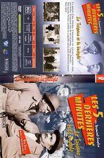 """DVD LES 5 DERNIERES MINUTES """"LE TZIGANE ET LA DACTYLO"""" (RAYMOND SOUPLEX)"""