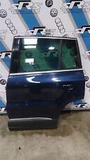 VW Tiguan Complete Passenger Rear Door in Night Blue Metallic - LH5X 2009 - 2016