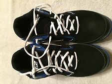 new with box men's 3N2 rally pulse metal black/royal baseball cleats size 13