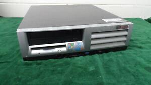 Compaq Evo Pentium 2.0 GHz 896MB RAM 80GB IDE/Nvidia Vanta16 XP COA Retro PC