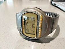 Seiko RARE Receptor Watch unique, txt message, AT&T licensed, vintage LCD Japan