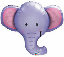 Ellie ELEPHANT Zoo Animal Circus Cute Birthday Party Shower Balloon
