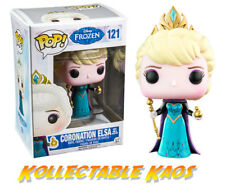 Frozen - Elsa Coronation with orb Pop Vinyl Figure
