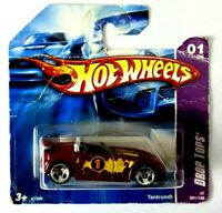Collectable HOT WHEELS DROP TOP 01 04 Convertible K7596 Sports Car Race Vehicle