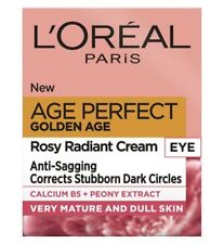 L'OREAL AGE PERFECT GOLDEN AGE EYE CREAM Rosy Radiant Eye Cream 15ml