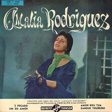 """AMALIA RODRIGUES - CHANTE LES AIRS DU FILM SANGUE TOUREIRO (FADO EP 7"""")"""