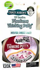 Arctic Flare Phantoms Crazy Aaron's Thinking Putty Large 4 inch tin 3.2oz
