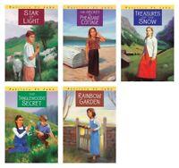 NEW Patricia St John Set of 5 Paperback Story Book Rainbow Garden Star of Light