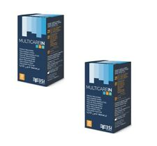 MULTICARE-IN 50pcs triglycerides tests (2 boxes with 25tests )