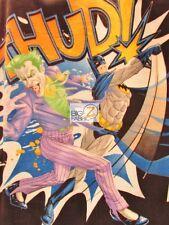DC COMICS BATMAN AND JOKER BY DAVID TEXTILES FLEECE FABRIC PER PANEL BLANKET 857