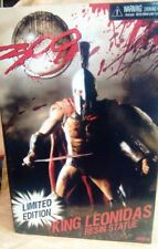 300 King Leonidas 13 Inch Resin Statue by NECA