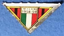 SCUDETTO CALCIATORI MIRA 1967/68 - RECUPERO - MILAN 1958/59