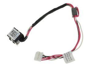 Dell Inspiron 15R / 15 / Latitude 3540 DC Power Input Jack Plug w/ Cable (YF81X)