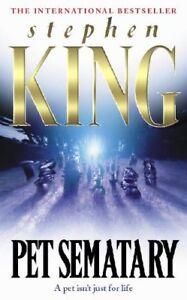 Pet Sematary-Stephen King, 9780450057694